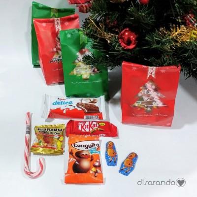 """Bolsa """"Dulce Navidad"""""""