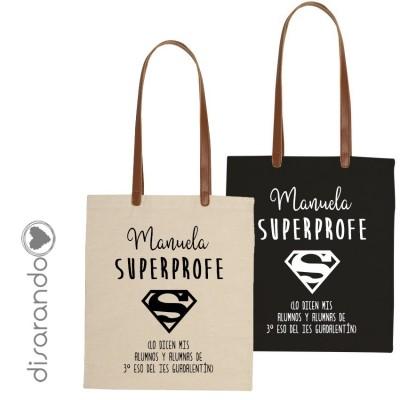 Tote Super (personalizable)