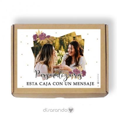 Caja Personalizable 02 Foto (Rectangular o Picnic)