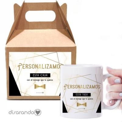 Caja Picnic + Taza Personalizable 06