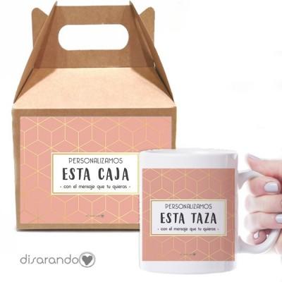 Caja Picnic + Taza Personalizable 07