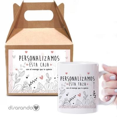 Caja Picnic + Taza Personalizable 11