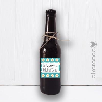 Botellín Cerveza Artesana (PARA EMPRESAS)