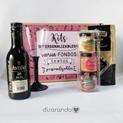 Kit vino (PARA EMPRESAS)