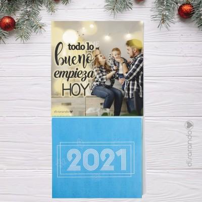 Calendario Personalizable 2021