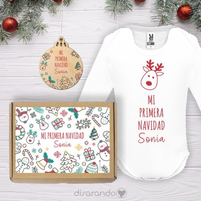 "Kit ""Mi Primera Navidad"""