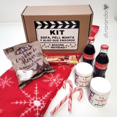 Kit Cine Navidad
