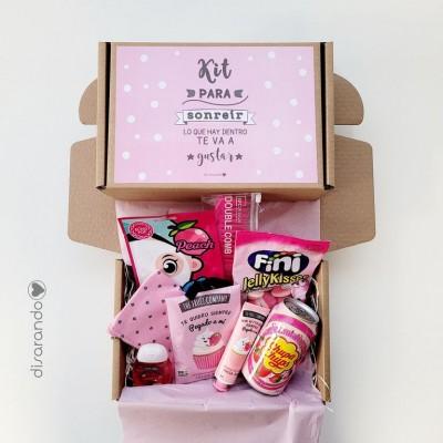 "Caja Beauty&Sweet ""Pink"" (Personalizable)"