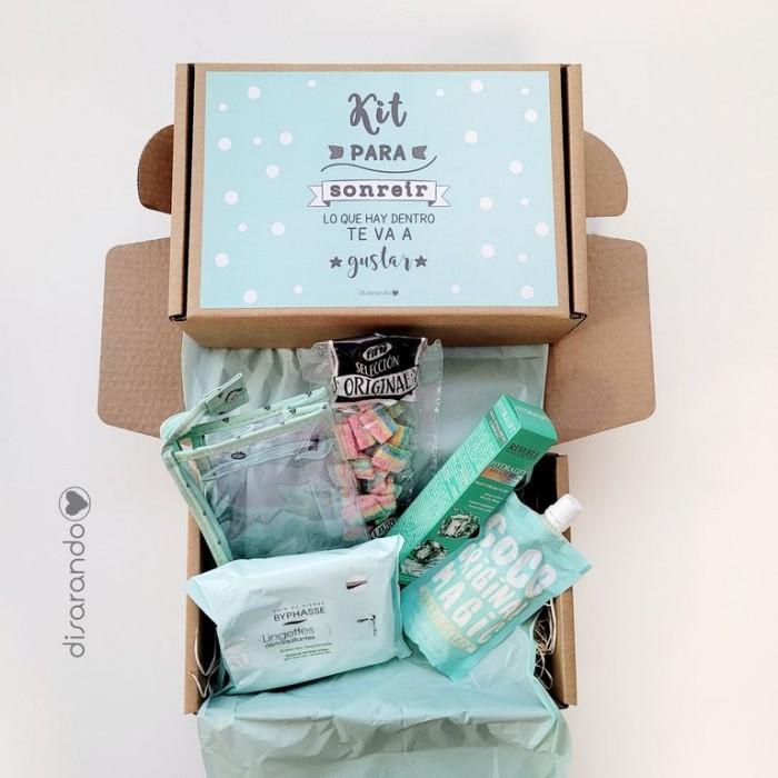 """Caja Beauty&Sweet """"Mint"""" (Personalizable)"""