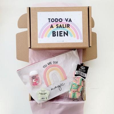 "Caja Beauty&Sweet ""Rainbow"" (Personalizable)"