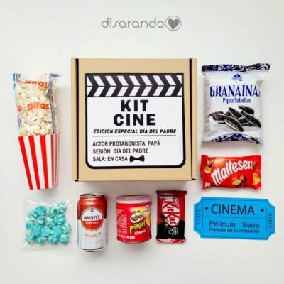 """Kit Cine """"Edicion especial Dia del Padre"""""""
