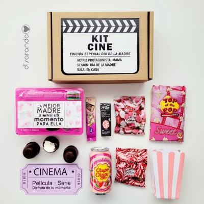 """Kit Cine """"Edición especial Día de la Madre"""""""