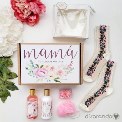 """Kit Roses & Lavanda """"Mamá tú alegras mis días"""""""