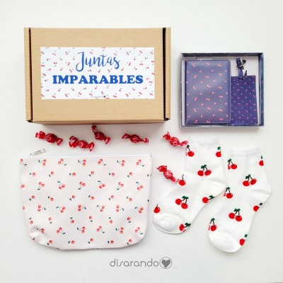"Kit Beauty&Sweet ""Juntas Imparables"""