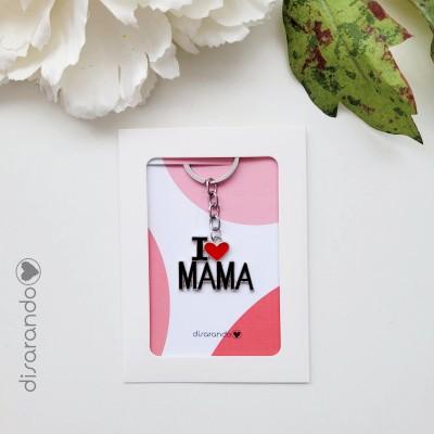 """Llavero """"Love Mamá"""""""