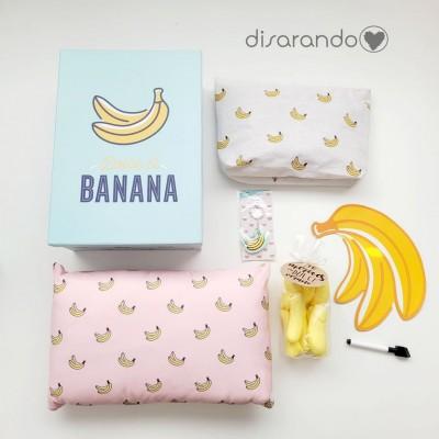 Caja Banana (3 tamaños)