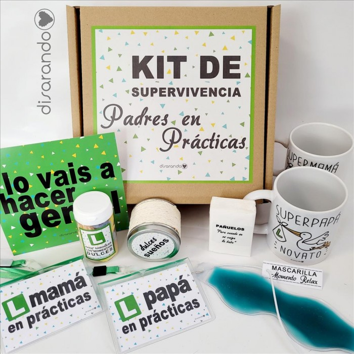 Kit para padres novatos en practicas