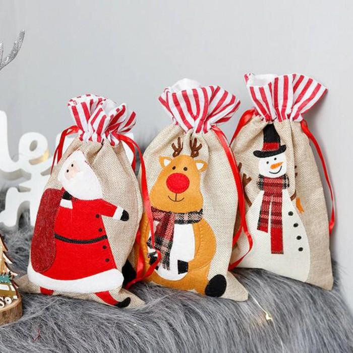 Sacos Navidad
