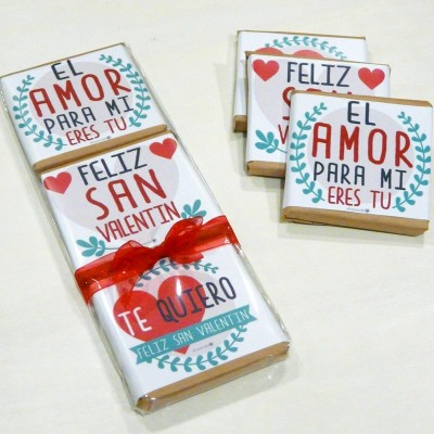 Pack chocolate amor