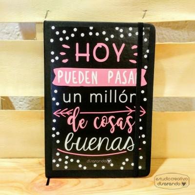 Libreta Cosas Buenas