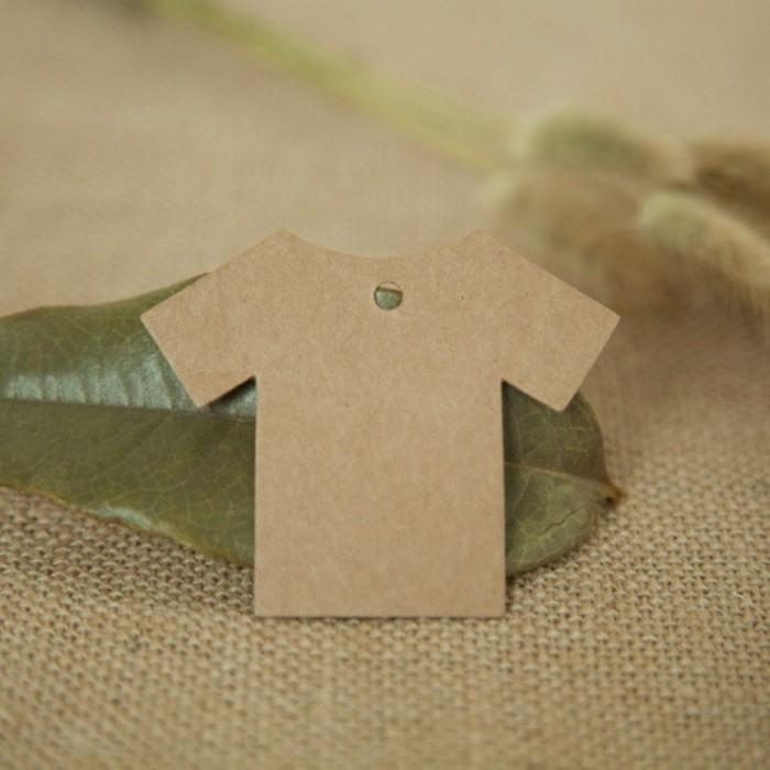 Etiqueta Camiseta (5ud)