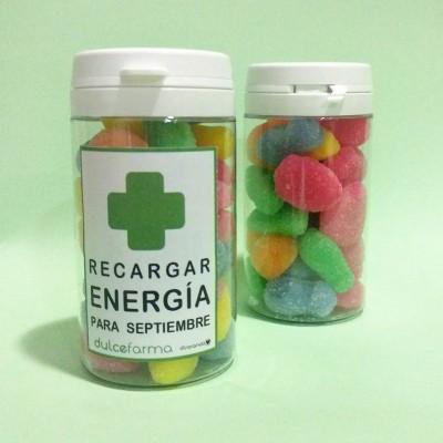 """Dulcefarma """"Recargar energía para septiembre"""""""