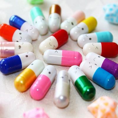 Mensaje en una pastilla (4ud)
