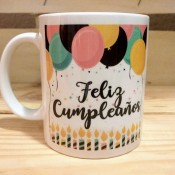 Taza Feliz Cumpleaños