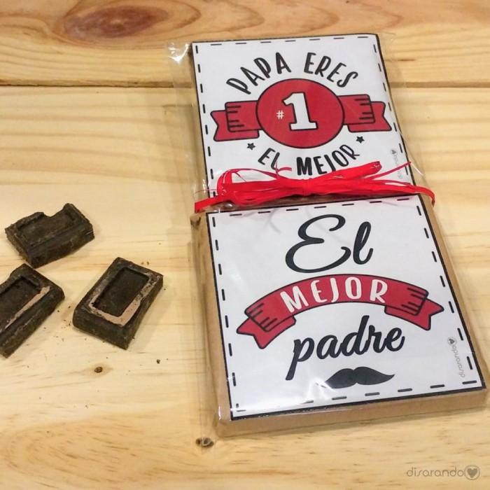 Chocolate papá