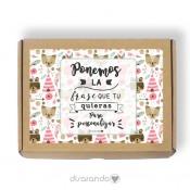 Caja personalizable Indie (Rectangular o Picnic)