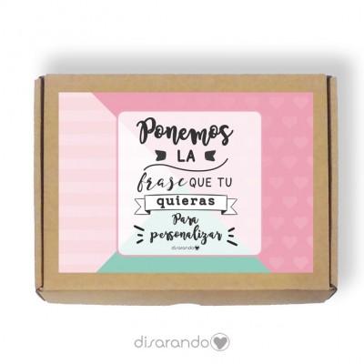 Caja personalizable (3 tamaños)