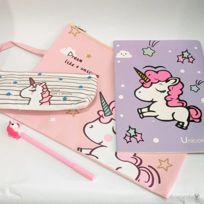 Kit dream like an Unicorn