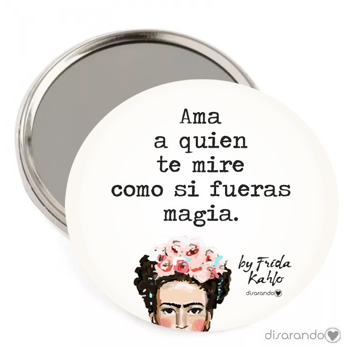 Espejo Frida Kahlo