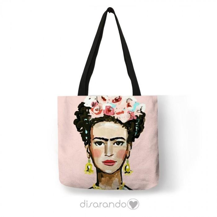 Bolsa totem Frida Khalo