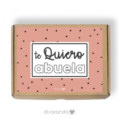Kit Te Quiero Abuela