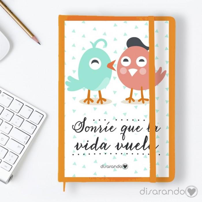 Libreta Sonríe