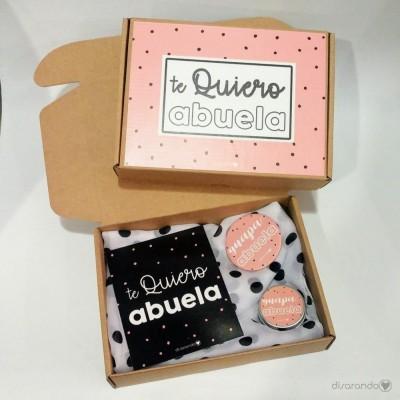 """Kit Lunares """"Te Quiero Abuela"""""""