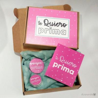"""Kit Lunares """"Te Quiero Prima"""""""