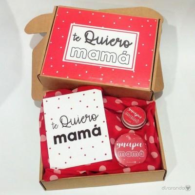 """Kit Lunares """"Te Quiero Mamá"""""""