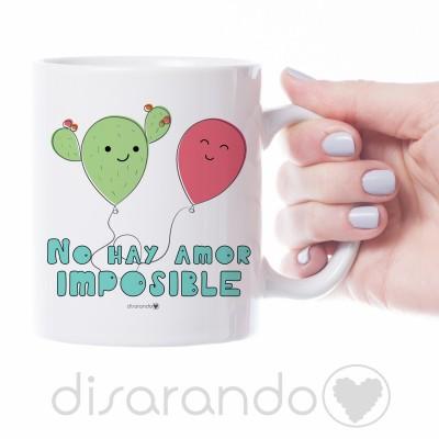 Taza Amor Imposible