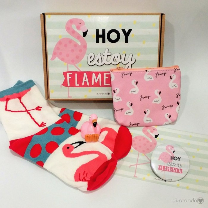 Kit Calcetín Hoy estoy flamenca