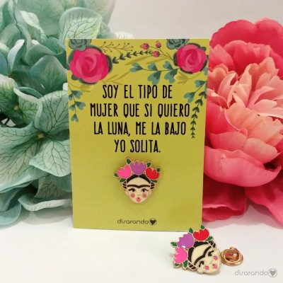 Pin Original Frida
