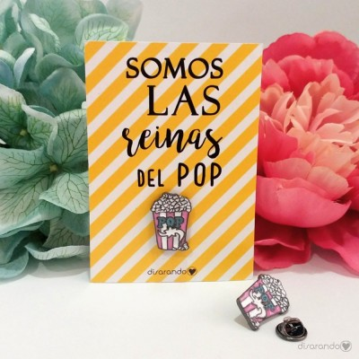 Pin Original Palomitas