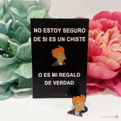 Pin Original Futurama