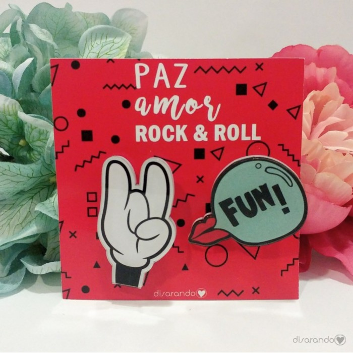 Pack Pin Rock