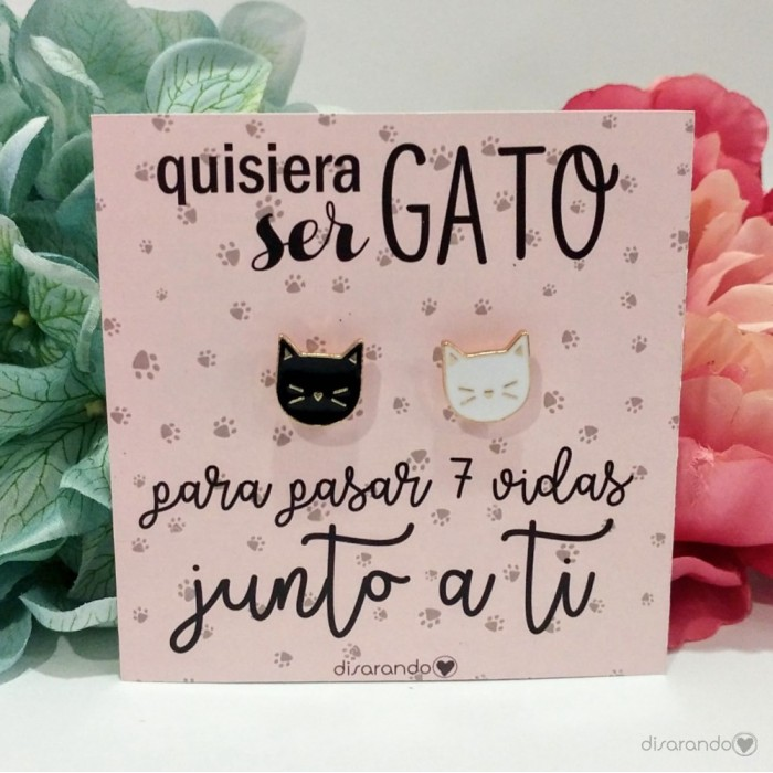 Pack Pin Gatos