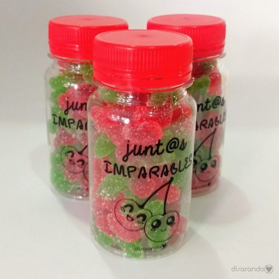 "Bote Chuches ""Junt@s imparables"""