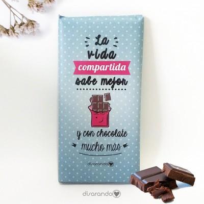 Tabletas Happy Chocolate & Respuesta