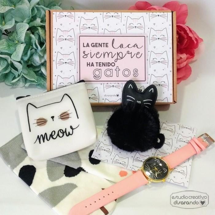 Kit Gatos Meow
