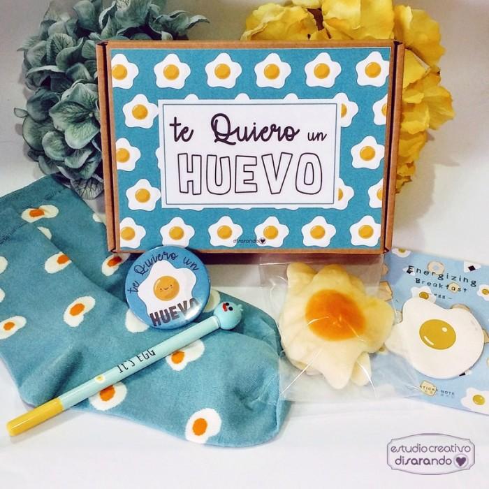 Kit Calcetín Huevo